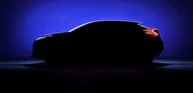 Yeni SUV, Toyota'dan