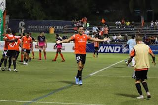 Cibao FC consiguie apretada victoria contra Jarabacoa en partido inaugural de la LDF 2021