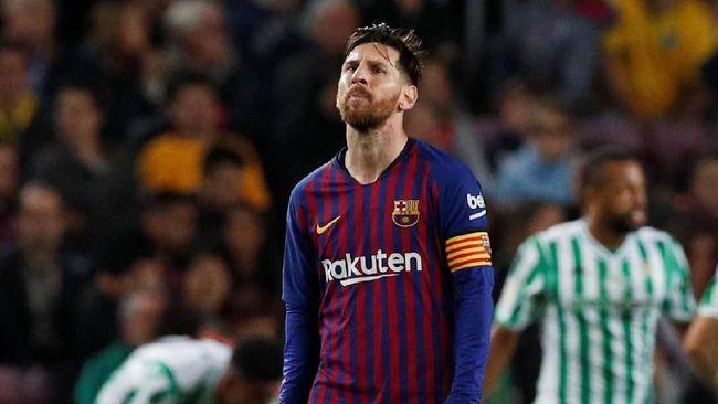 Bintang Sepak Bola Leo Messi Hanya Butuh 68 Gol Lagi Untuk Samakan Rekor Pele 2019