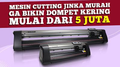 mesin cutting murah