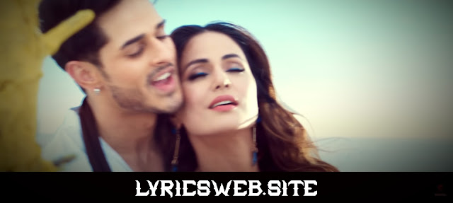 Raanjhana - Priyank Sharmaaa & Hina Khan Lyrics in Hindi lyricsweb,site