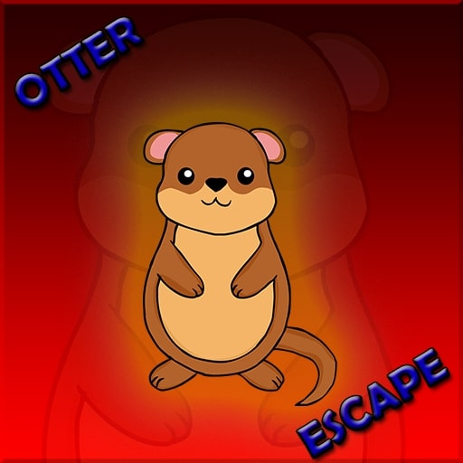Brown Otter Escape