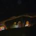 Πανέμορφη η φάτνη στη σπηλιά των Μετεώρων