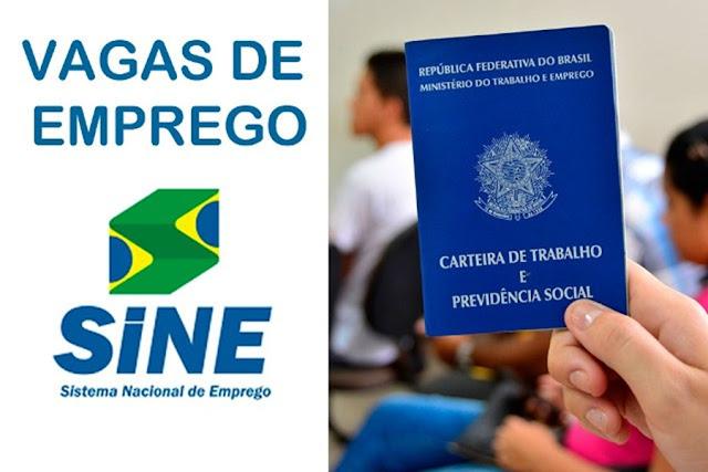 Sine de Porto Velho oferece quase 70 vagas de emprego nesta terça-feira (27)