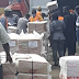 BREAKING: Police Intercept 40-Foot Container Filled With Tramadol, Codeine In Lagos
