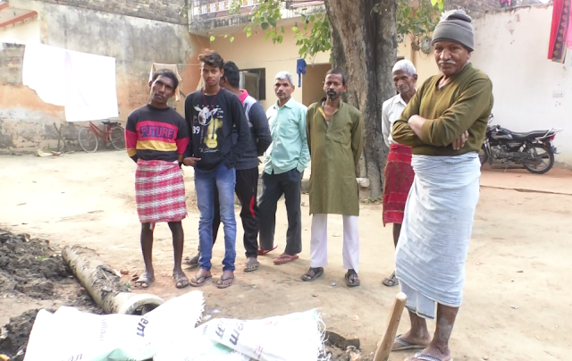 Lalan Kumar is grooming the picture of the villages
