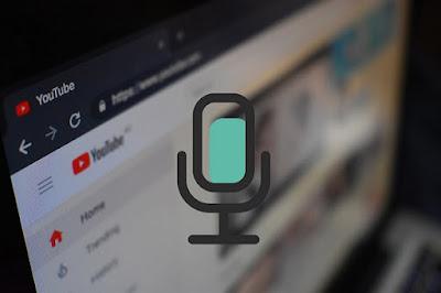 واخيرا يمكننا اجراء البحث الصوتي على اليوتيوب في الحاسوب!