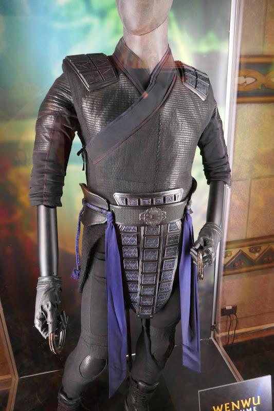 Shang-Chi Wenwu film costume