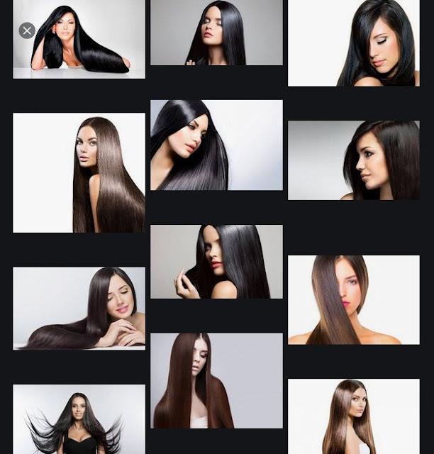 como tener pelo brillante