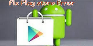 Fix play store errors
