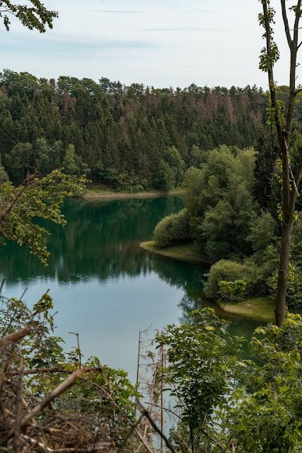 Talsperrenweg Siegburg | Wahnbachtalsperre | Erlebnisweg Sieg | Naturregion Sieg 14