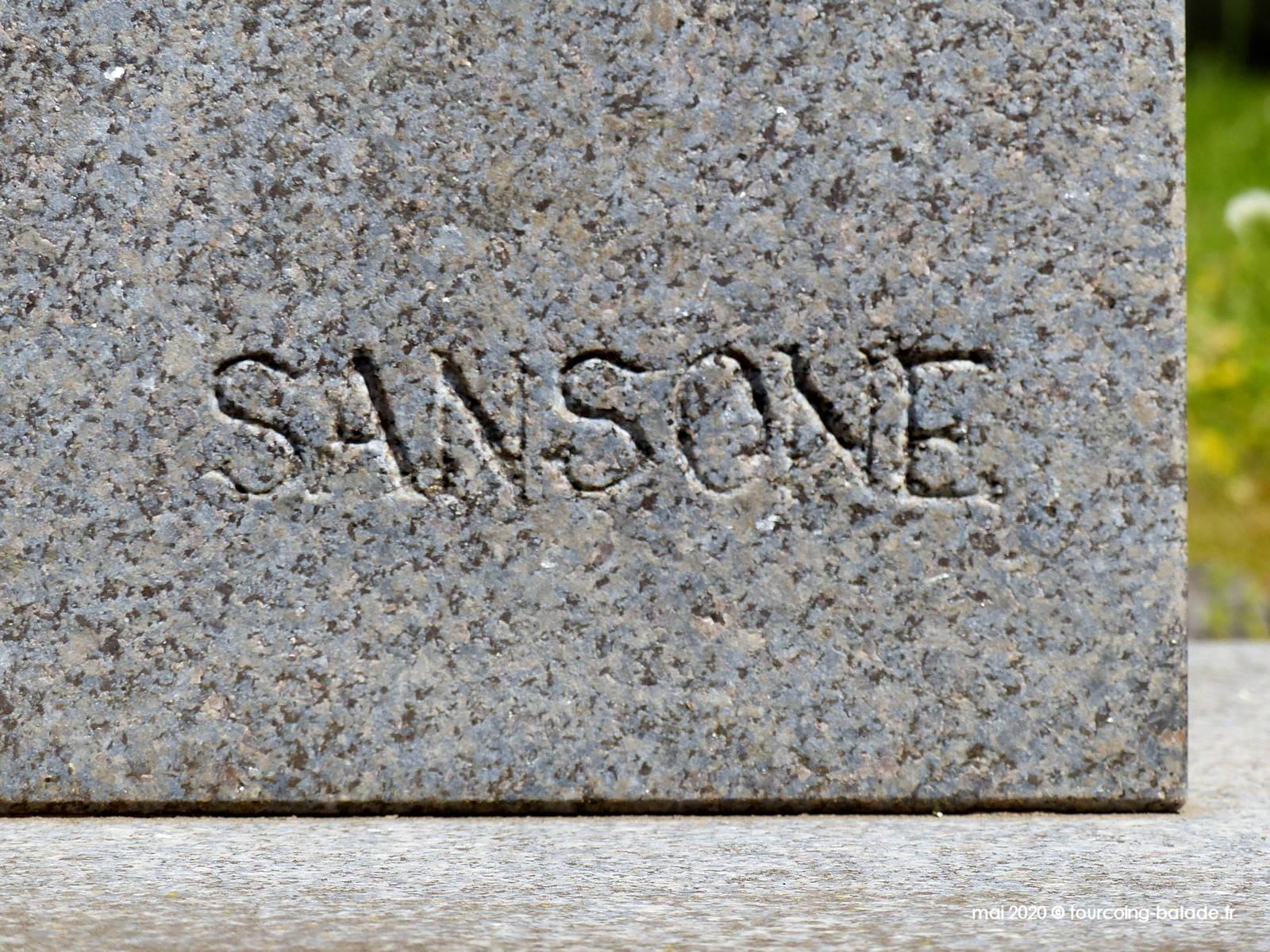 Signature Sansone Mouvaux