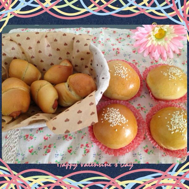 how to make red bean buns