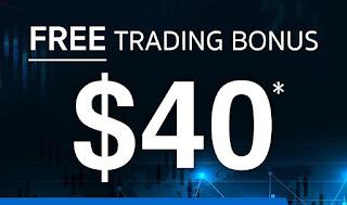 Bonus Forex Tanpa Deposit Forexter $40