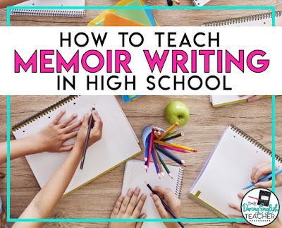 How to Teach Memoir Writing in High School