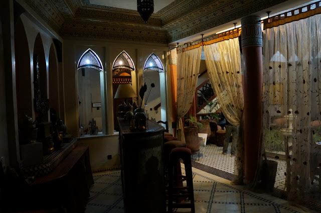 Riad El Wiam em Marrakesh