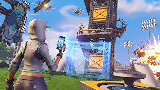 Fortnite mobile epic games