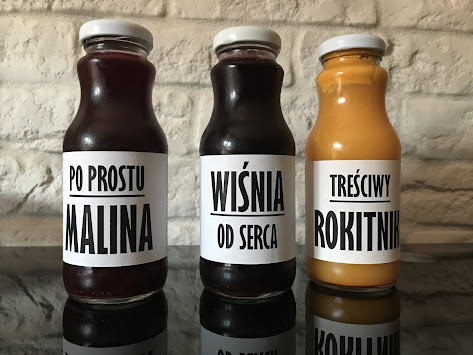 Sadvit - soki wyciskane na zimno, oraz smoothies