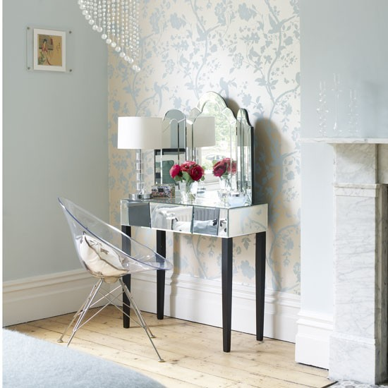 High Quality Blog   Interior And Exterior Design Ideas: Mirrored Bedroom Vanity