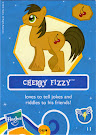 MLP Wave 7 Cherry Fizzy Blind Bag Card