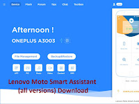 Lenovo Moto Smart Assistant Free Download