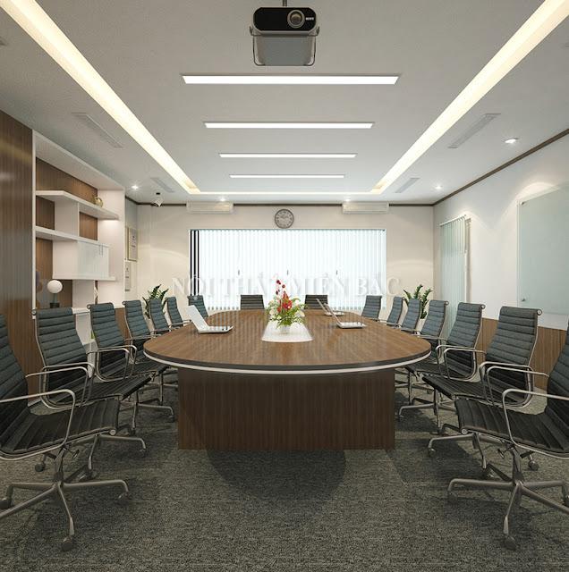 Nâng cao đẳng cấp với các ý kiến tư vấn thiết kế phòng họp đầy hữu ích - H1