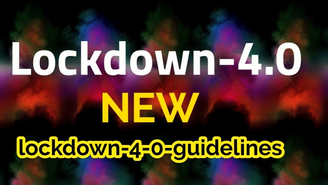 Lockdown 4.0 Guidelines Government of Gujarat - Download Guidelines