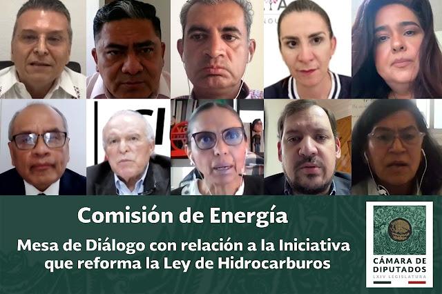 Reforma a la Ley de Hidrocarburos orientada a erradicar el contrabando de combustible ilícito