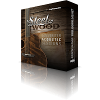 Download Big Fish Audio - Steel and Wood Songwriter Acoustic Sessions