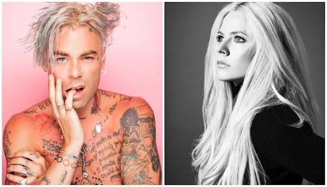 Pop Crush: Flames de Avril Lavigne y Mod Sun está impregnada de nostalgia emo