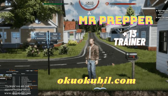 Mr Prepper v1.0 v1.1a Hızlı Üretim Plus + 13 Trainer Hilesi İndir