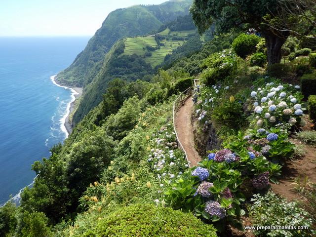 miradores imprescindibles en San Miguel Azores