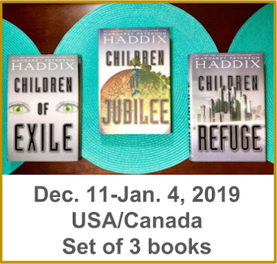 Children of Jubilee & 2 other books