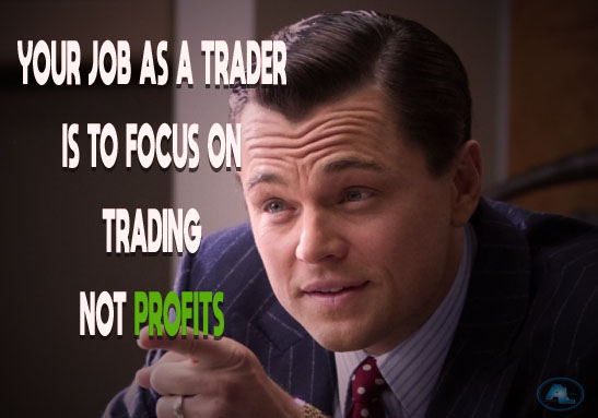 Profitable trader