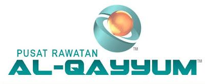Logo Pusat Rawatan Al-Qayyum,