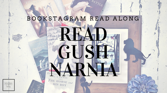 Read Gush Book Club: Autumn Read Along of The Chronicles of Narnia