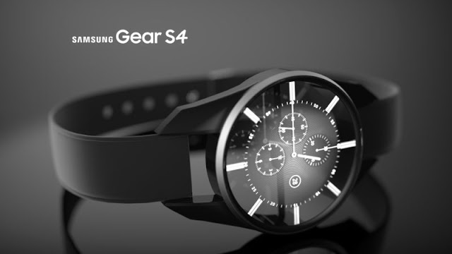 Samsung Gear S4 Images