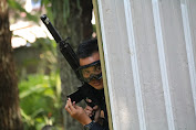 Jalin Silaturahmi, Komunitas Salatiga Airsoft Brotherhood dan Kostrad Olahraga Airsoft Gun Bersama