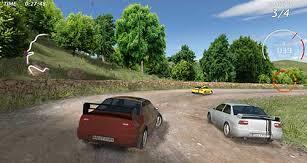 لعبة رالى السيارات الرالي و السرعة Rally Fury Extreme Racing للاندرويد والايفون