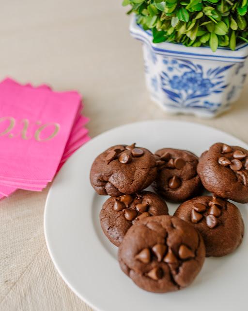 Levain Copycat Cookies for Valentine's Day