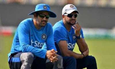 Suresh Raina, told Mahi India's best all time captain