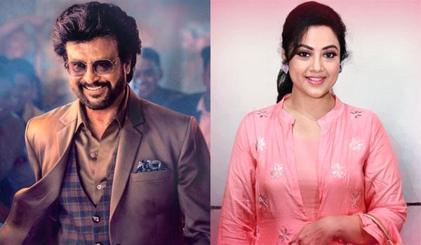 பிரபல நடிகருடன் ஜோடி சேருகிறாரா மீனா!!