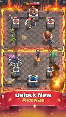 Clash Royale Versi Terbaru Gratis