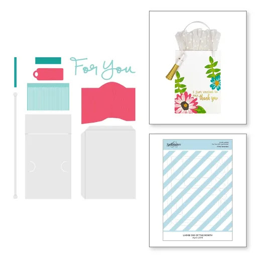 Shop Spellbinders and check out HERE