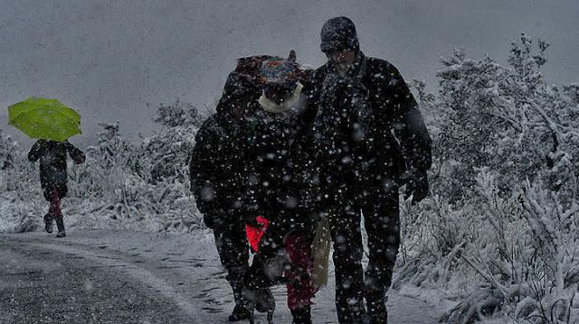 1988: Ο πιο κρύος Δεκέμβρης όλων των εποχών για τη χώρα μας