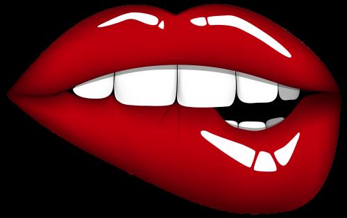 Bocas vermelhas, bocas coloridas, bocas em Png, fundo ...