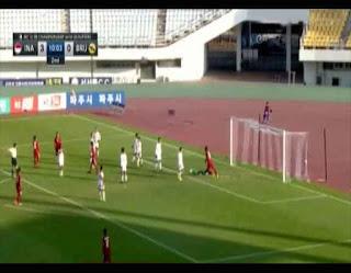 Jelang Laga Indonesia vs Brunei Darussalam