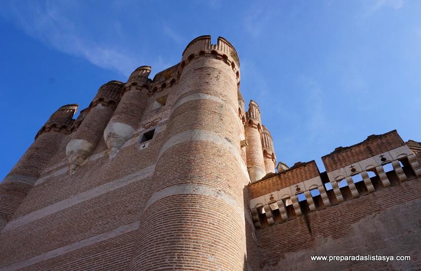 Torre Castillo de Coca
