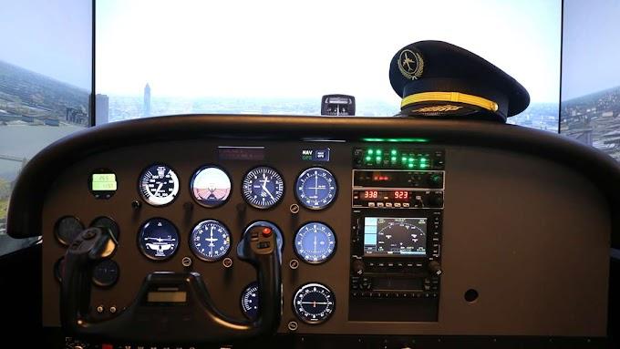 Wings Flight Academy: 模擬飛行駕駛體驗 75折