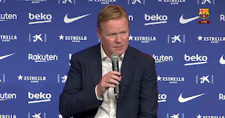 Koeman: No one wants a repeat of what happened to the other coaches